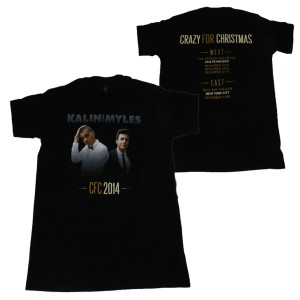 KAM-Crazy-For-Christmas-Tour-T-Shirt