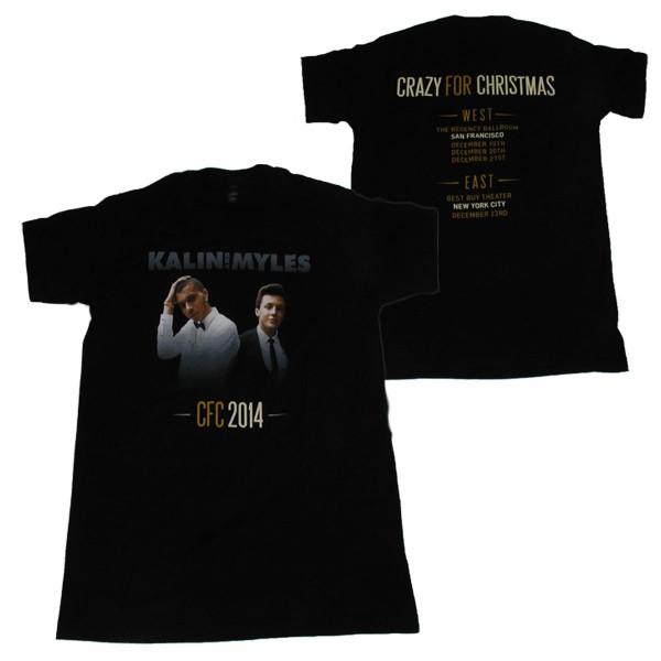 KAM-Crazy-For-Christmas-Tour-T-Shirt